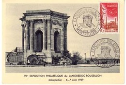 CP EXPO MONTPELLIER 1959 - Montpellier