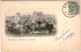 41kn 119 CPA - BEAUVAIS - VUE GENERALE - Beauvais