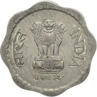 Monnaie, INDIA-REPUBLIC, 10 Paise, 1985, TB+, Aluminium, KM:39 - Inde