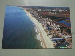 ETATS UNIS ME MAINE GREETINGS FROM OLD ORCHARD BEACH - Etats-Unis