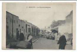 Meknes Les Bijoutiers Indigenes - Meknès