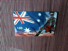 Prepaidcard Australia Used  Rare - Australia