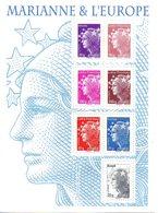 France.bloc No 4614 De 2011.marianne Et L'europe.n**. - Mint/Hinged