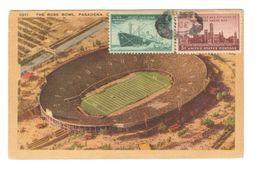 26 THE ROSE BOWL - PASADENA - STADIUM - FOOTBALL - STADIO - ESTADIO - STADION - STADE - Stati Uniti