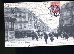 MONS 1900 - Mons