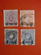 RARE COLLECTION LEVANT ITALIEN / AUTRICHIEN / RUSSE / POLONAIS / ROUMAIN / ANGLAIS - Stamps