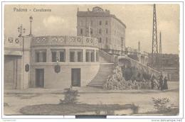 PADOVA CAVALCAVIA (dietro La Stazione) NON VIAGGIATA ANNO 1912 - Padova (Padua)