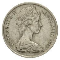 Monnaie, Australie, Elizabeth II, 5 Cents, 1977, Melbourne, TTB, Copper-nickel - Victoria