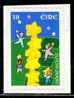 AX0515 Ireland 2000 Europa Children And Stars 1V Adhesive MNH - 1949-... Repubblica D'Irlanda