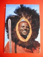 MASAI WARRIOR - Oeganda