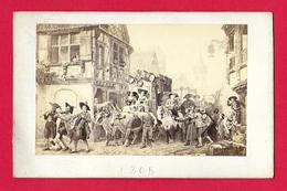 Photographie Ancienne - Cliché Goupil à Paris - Une Noce En Alsace Par Gustave Brion - Photos