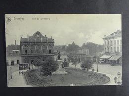 Bruxelles Gare Du Luxembourg - Spoorwegen, Stations