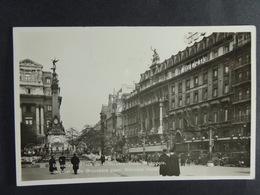 Bruxelles Place De Brouckère,Hôtel Métropole (Real Photo) - Cafés, Hôtels, Restaurants