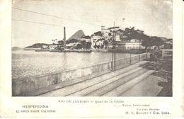 Brésil - Rio De Janeiro - Quai De La Gloire - Rio De Janeiro