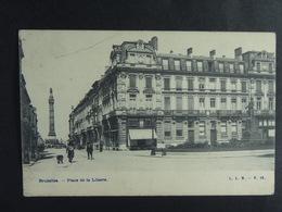 Bruxelles Place De La Liberté - Places, Squares