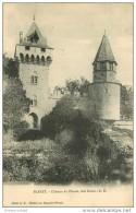 71 BLANZY. Château De Plessis 1908 - Ohne Zuordnung