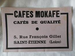 Café MOKAFE  SAINT ETIENNE - Coffee & Tea