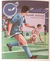 Guinea-Bissau  1988 Summer Olympics, Seoul S/S  POSTAGE FEE TO BE ADDED ON ALL ITEMS - Guinea-Bissau