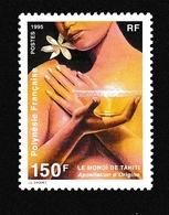 Polynésie1985XxLe MonoïY&T476 - Ongebruikt