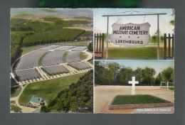 CP (Lux.) Luxembourg  -  American Military Cemetery - Luxembourg - Ville