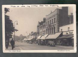 CP (Angl.) Woodford Green  -  The Hight Road - Londen - Buitenwijken