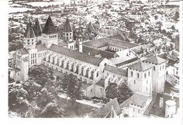 Abbaye De Cluny (Saône Et Loire)-Photo-montage De Reconstitution De L'ensemble De L'Abbaye Vers 1750-Abbey Of Cluny-rare - Cluny