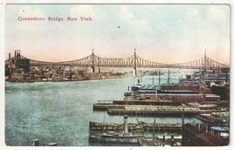 Queensboro Bridge, New York - Ponts & Tunnels
