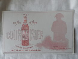 COURVOISIER  The Brandy Of Napoleon - Liquor & Beer