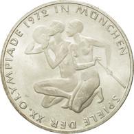 Monnaie, République Fédérale Allemande, 10 Mark, 1972, Stuttgart, TTB - [10] Commémoratives