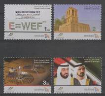 United Arab Emirates (2012) - Set -  /  Energia - Energy - Energie - World Energy Forum - Sciences