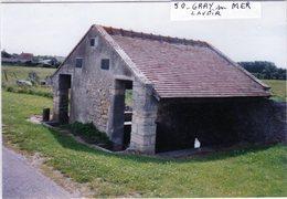 Cpm Photo De Gray-sur-Mer - Lavoir - - Autres Communes