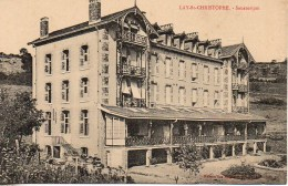 54 LAY-St-CHRISTOPHE  Sanatorium - Frankreich