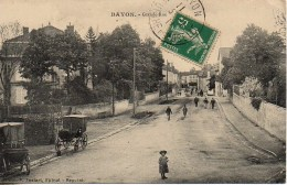 54 BAYON  Grande Rue - France