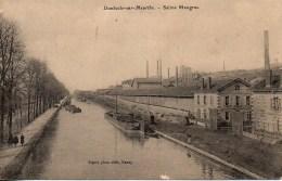 54 DOMBASLE-sur-MEURTHE  Saline Maugras - France