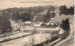 52 CHAMOUILLEY  La Forge Haute En Hiver - France