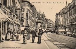 67 STRASBOURG  Vieux Marché Et Haute Montée - Strasbourg