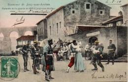 57 Souvenir De JOUY-aux-ARCHES  Episode De La Guerre De 1870 - Otros Municipios
