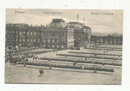 2 Volets D'une Cp , Allemagne , Militaria , Militaires , POTSDAM , Königl. Stadtschloss , Parade Im Lustgarten , Vierge - Potsdam