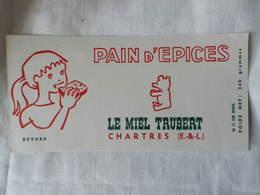 Pain D'Epice Pur Miel  LE MIEL TRUBERT  CHARTRES - Pain D'épices