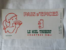 Pain D'Epice Pur Miel  LE MIEL TRUBERT  CHARTRES - Gingerbread