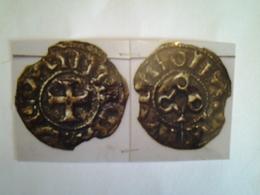 Obole Inédite Aimery III Aimericvs Vico Rv / Narbona Civi Vicomte De Narbonne Amardel A Signaler Le Denier - 476-1789 Monnaies Seigneuriales