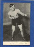 CPA Boxe Boxeur Sport Boxer Non Circulé édition CM  BERNARD - Boxing