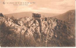 Rochefort - Grotte De Han - Le Chemin De Fer De La Grotte De Han - Rochefort