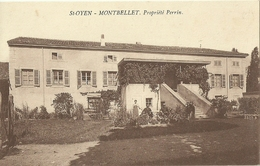 Saint Oyen Montbellet Propriete Perrin - France
