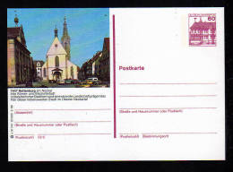 P 138 S 9/143 Rottenburg Ungebraucht - [7] République Fédérale