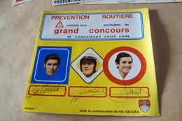 Michel Vaillant RARE Avec Publicités,Jacky Ickx,Joel Robert,Eddy Merckx,cyclisme - Cyclisme