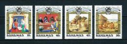 Bahamas  Nº Yvert  655/8  En Nuevo - Bahamas (1973-...)