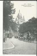 Paris  Eglise Du Sacre Coeur à Montmartre     Diligences - Frankrijk