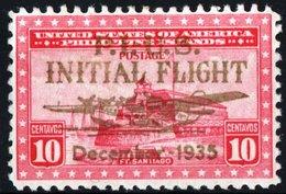 FILIPPINE, PHILIPPINES, POSTA AEREA, AIRMAIL, COMMEMORATIVO, AVIAZIONE, 1935,  NUOVO (MLH*), Michel 377   Scott C52 - Filippine