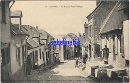 Onival - La Rue De Saint-Valery - Onival